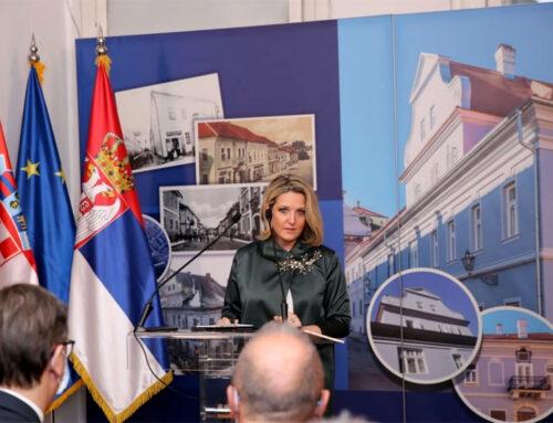 Govor Jasne Vojnić, predsjednice HNV