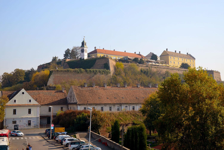 Petrovaradinska tvrđava i podgrađe