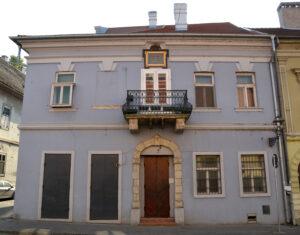 Rodna kuča Bana Jelačića u Petrovaradinu