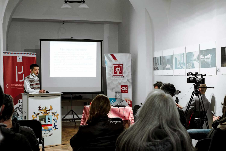 Znanstveni kolokvij, autorica: Lara Grginčević